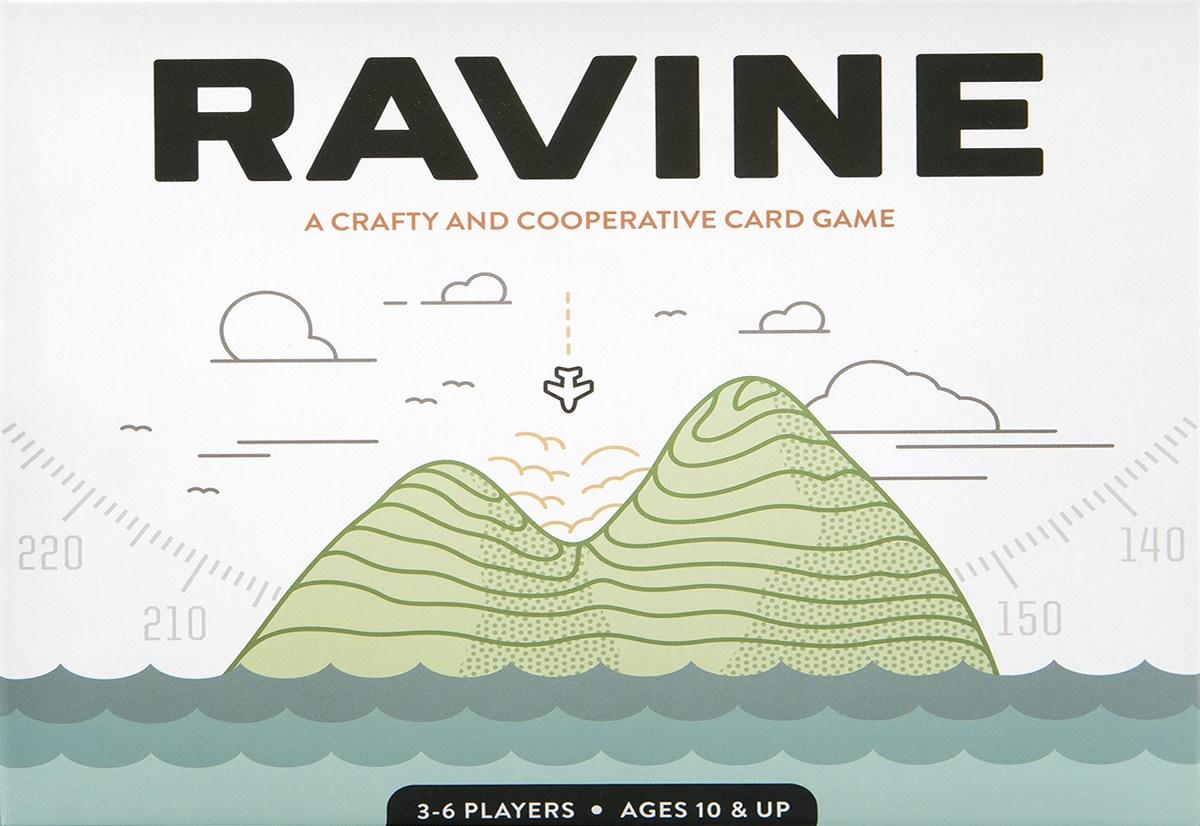 Ravine cover