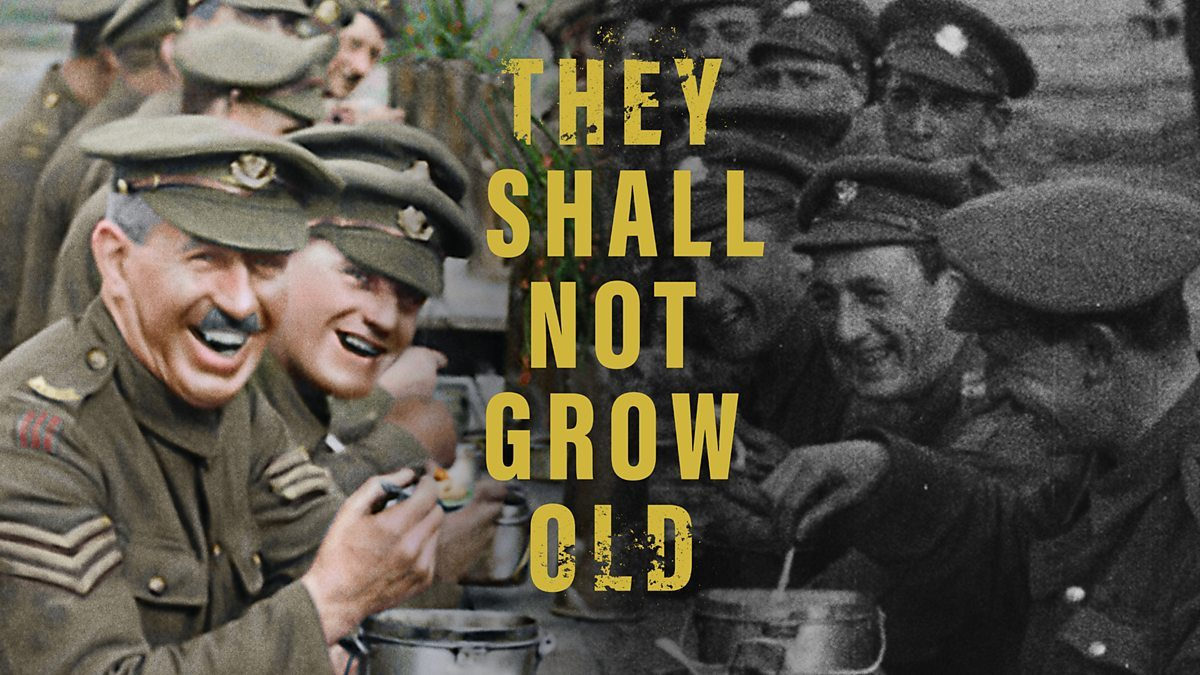 They Shall Not Grow Old documentary
