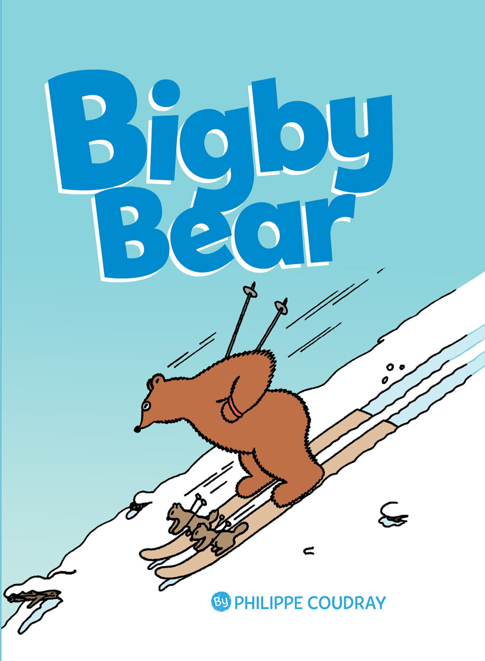 Bigby Bear cover
