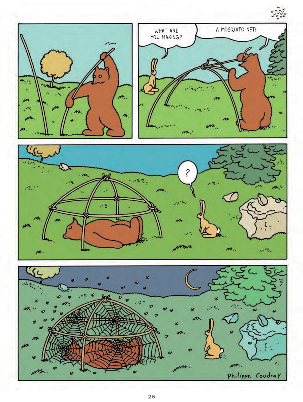 Bigby Bear preview
