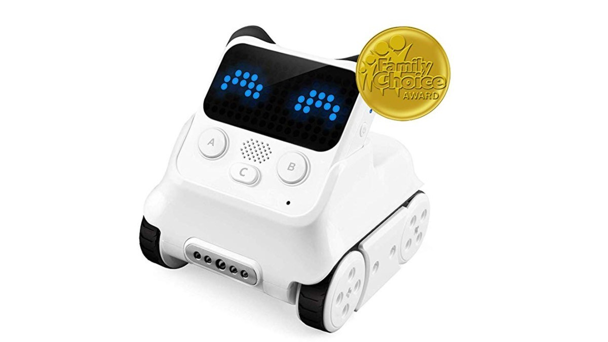Geek Daily Deals 010919 stem robot