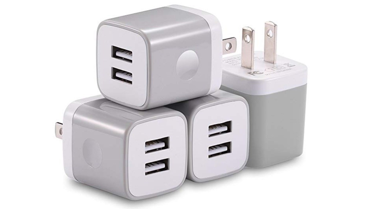 Geek Daily Deals 011519 usb wall plugs