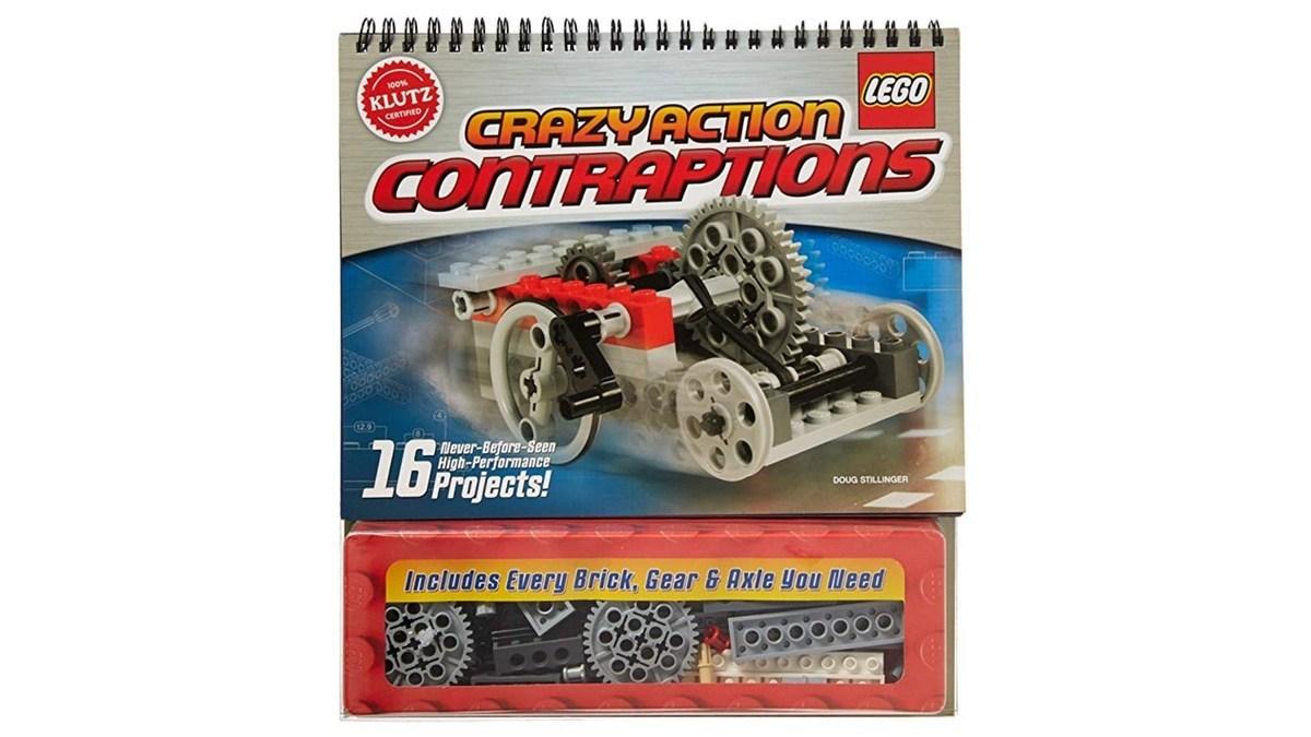 Geek Daily Deals klutz lego kit