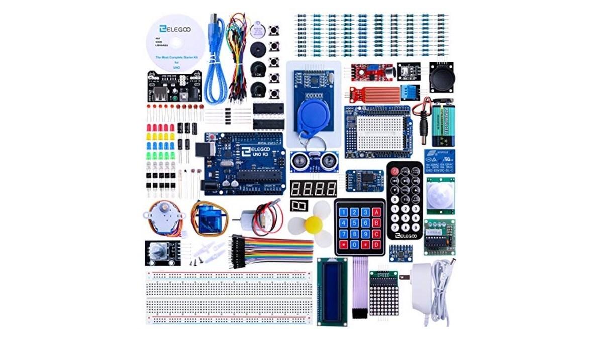 Geek Daily Deals 012619 arduino uno kit