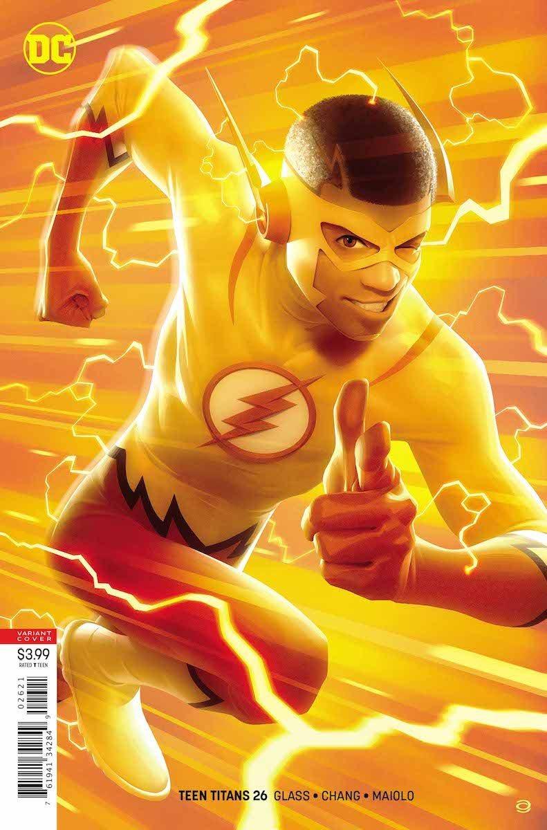 Teen Titans #26