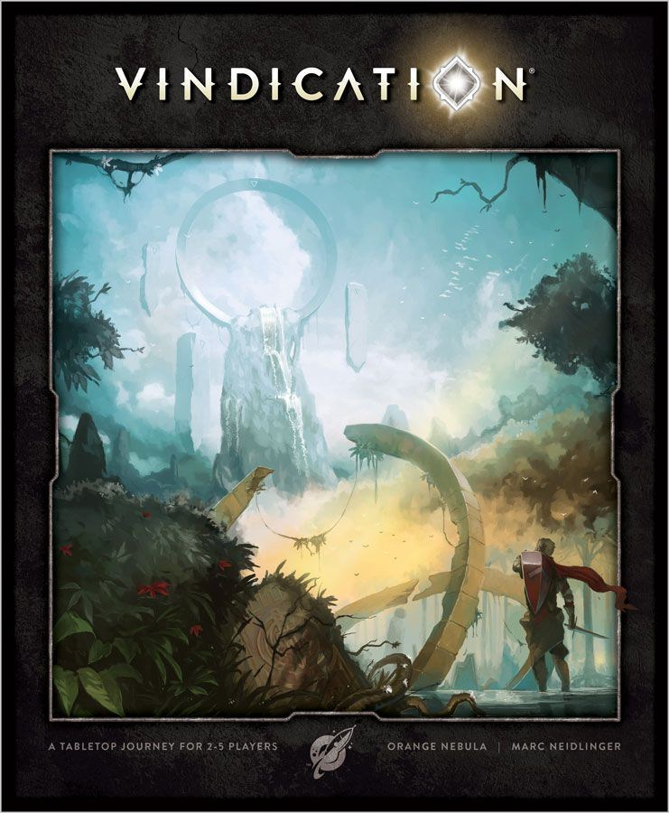Vindication cover