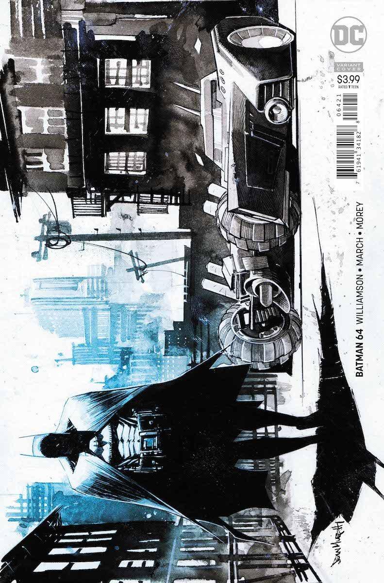 Batman #64 variant cover