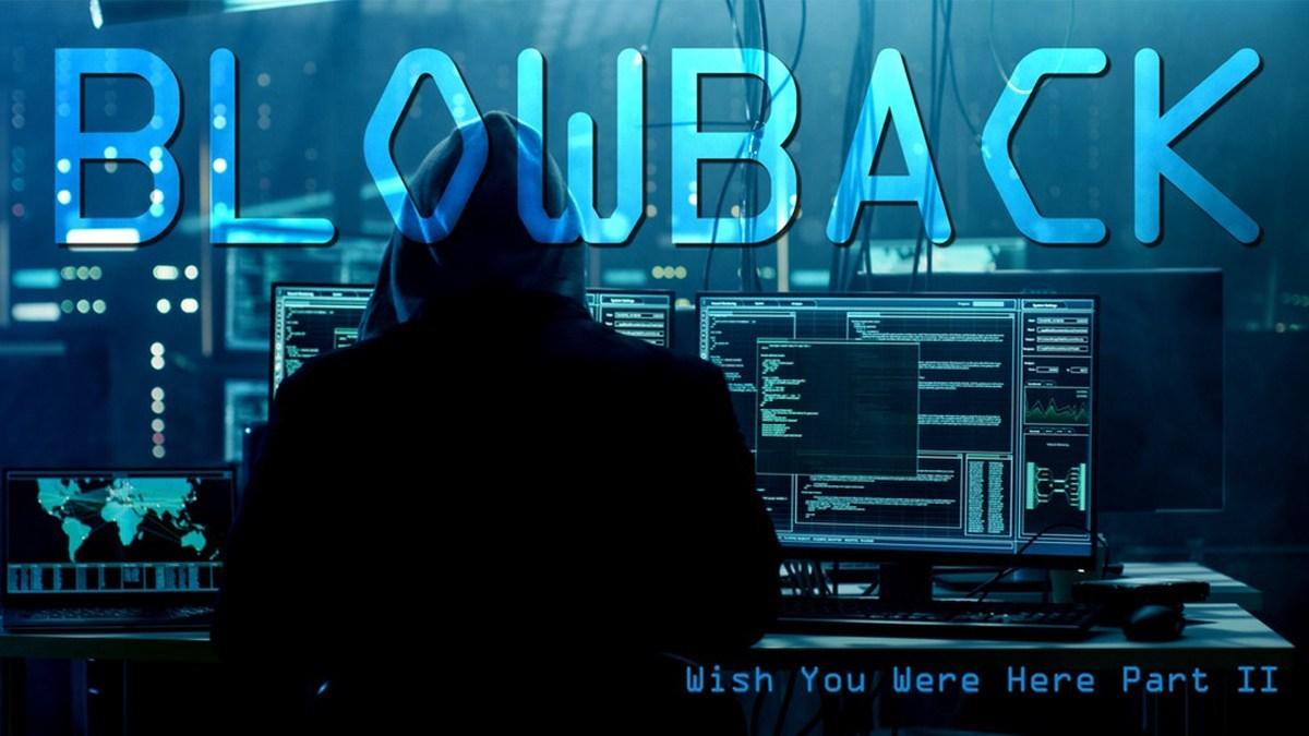 Blowback banner image