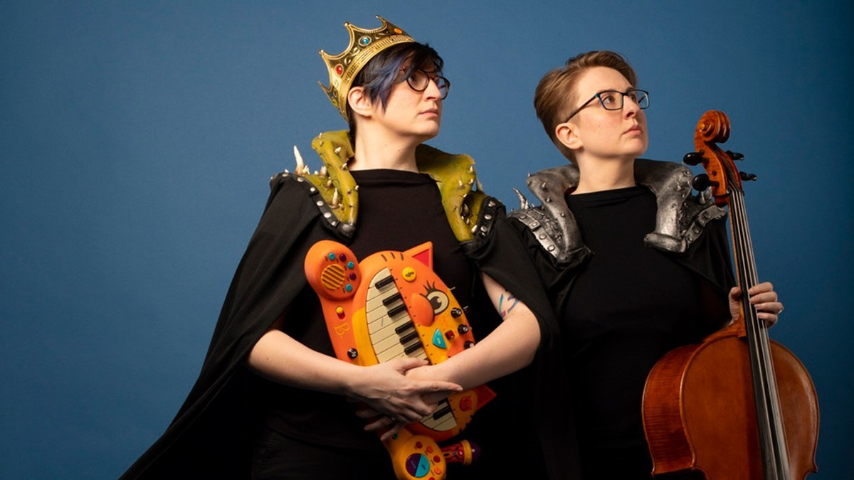 The Doubleclicks: The Book Was Better