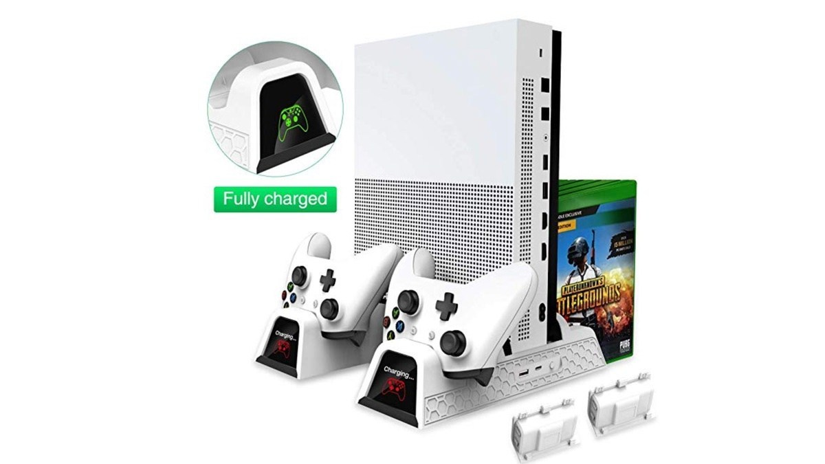 Geek Daily Deals 020219 xbox stand charger