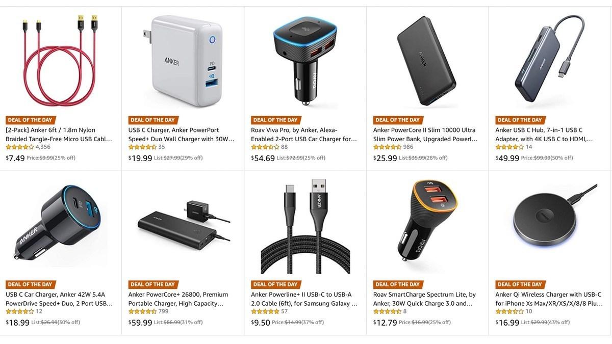 Geek Daily Deals 020419 anker deals