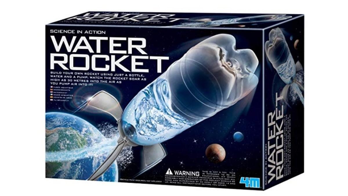 Geek Daily Deals 022019 water rocket