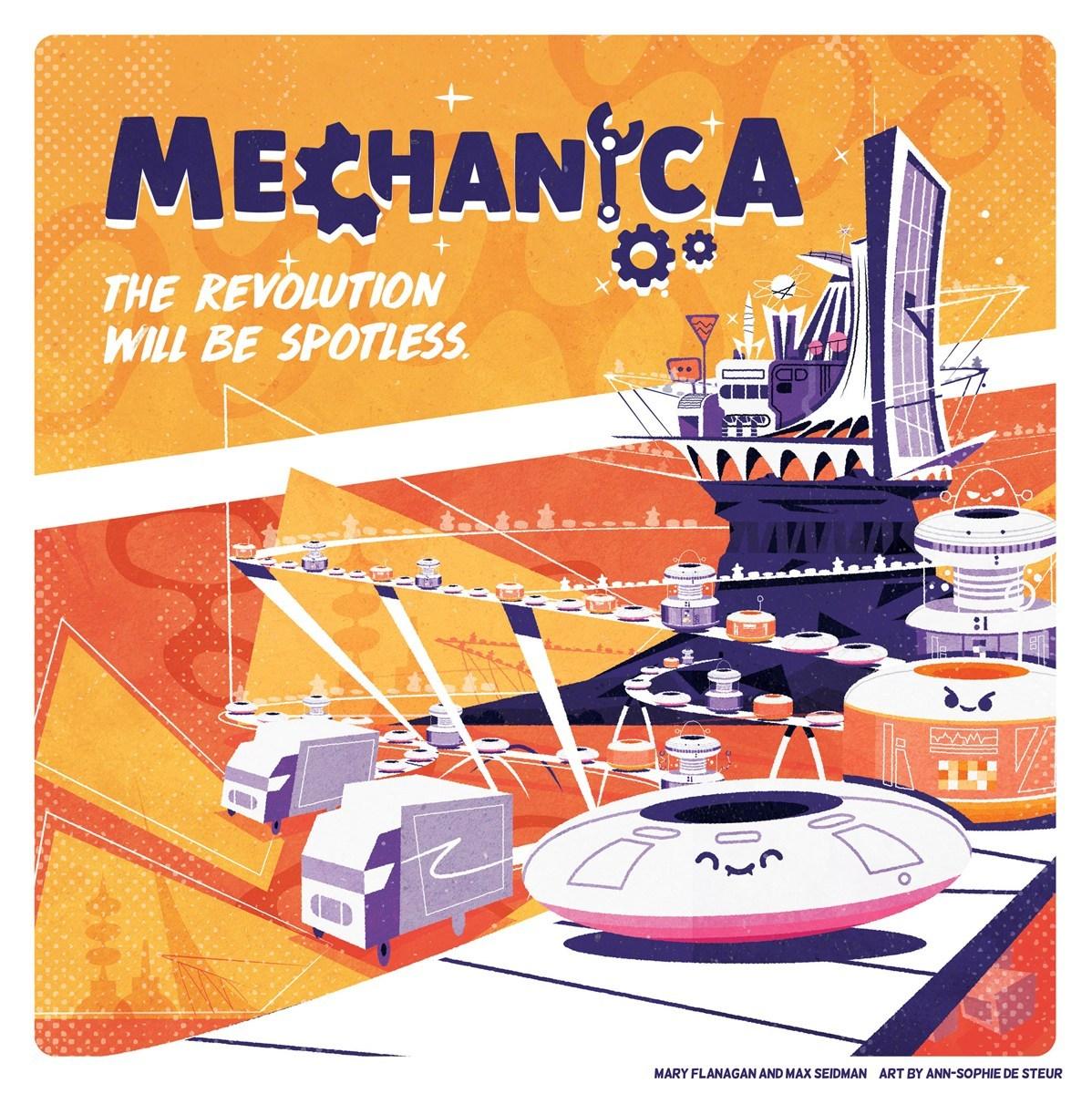 Mechanica cover