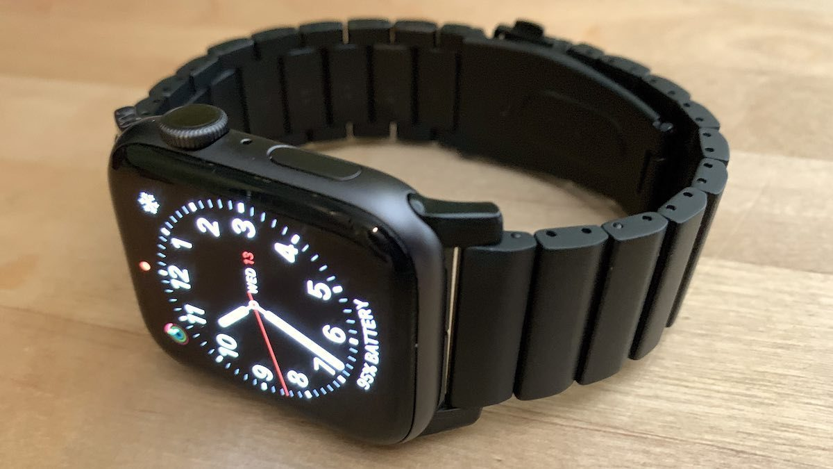 Nomad Titanium Watch band review