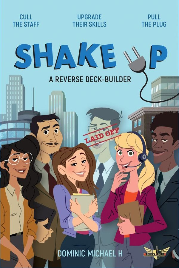 Shake Up cover