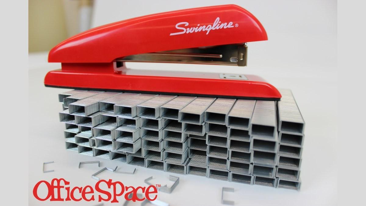 Swingline stapler Office Space