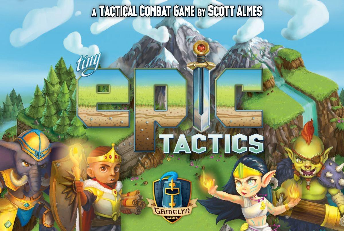 Tiny Epic Tactics cover