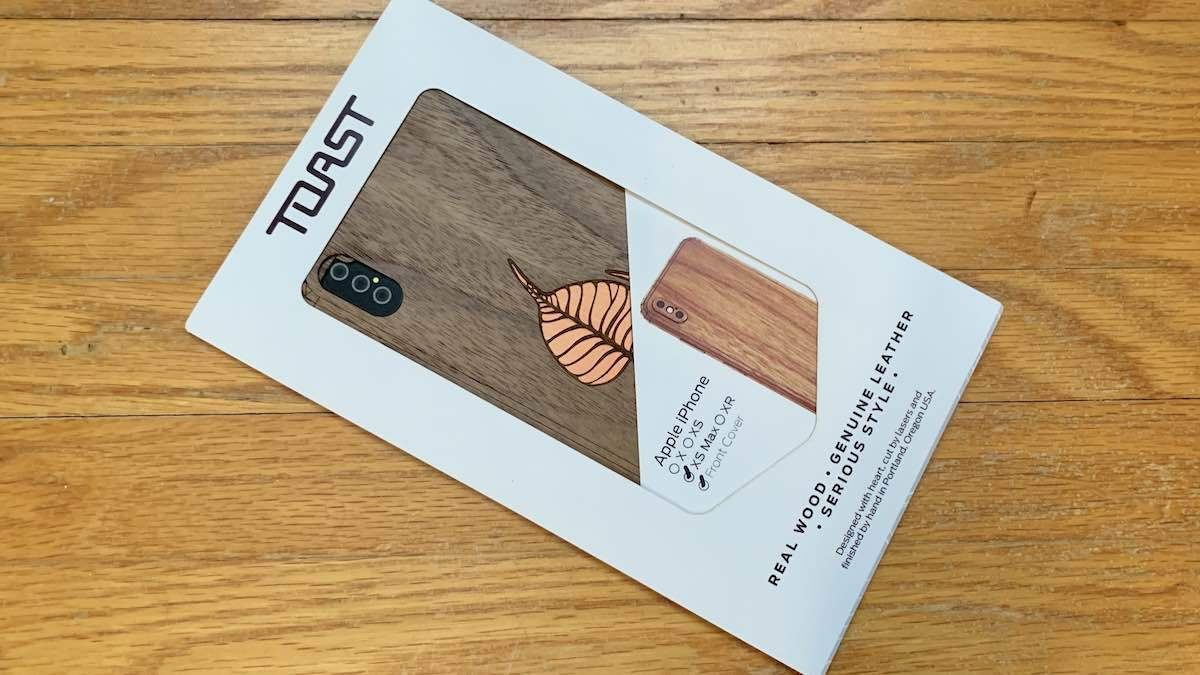 Toast iPhone cover review