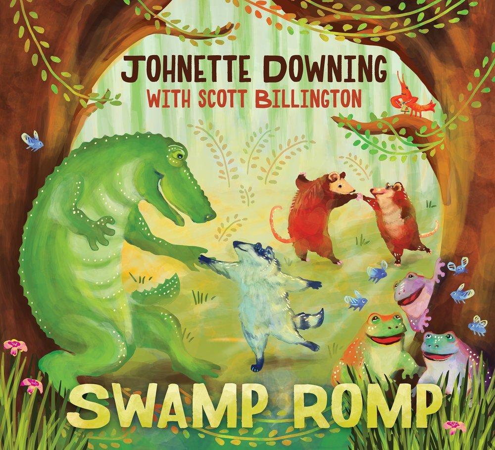 Johnette Downing Swamp Romp