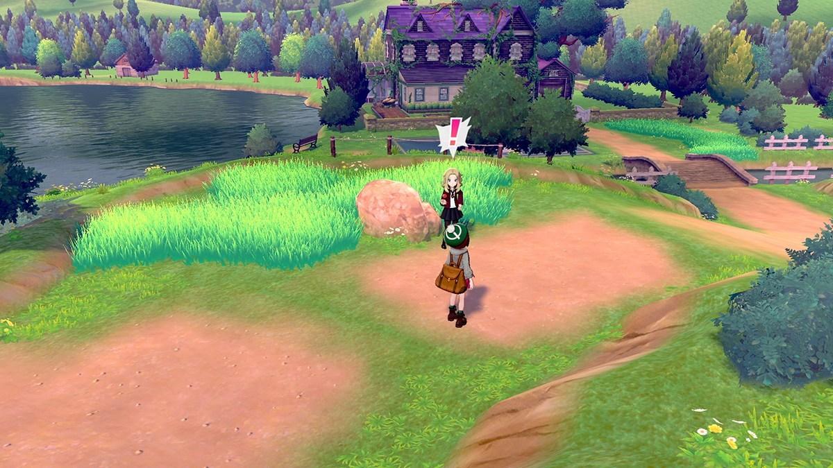 sword and shield screenshot