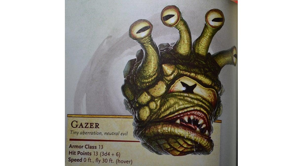 dragon heist gazer