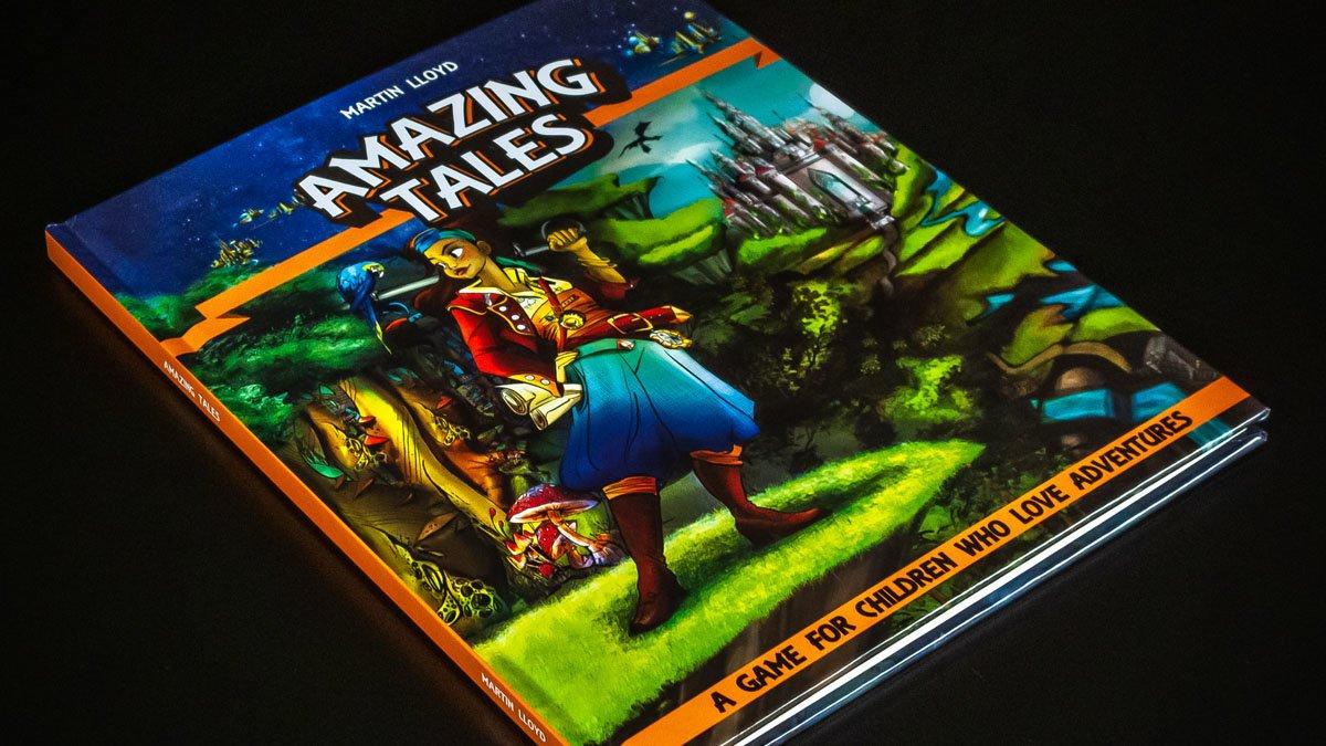 Martin Lloyd's Amazing Tales
