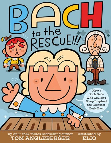 Bach to the Rescue!!