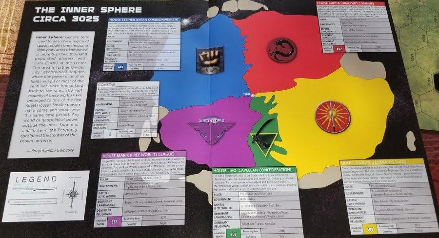 BattleTech Review Box Set Tabletop Mini Miniature Gamers
