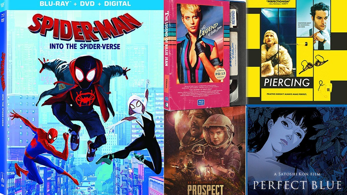 March 2019 Blu-ray Picks
