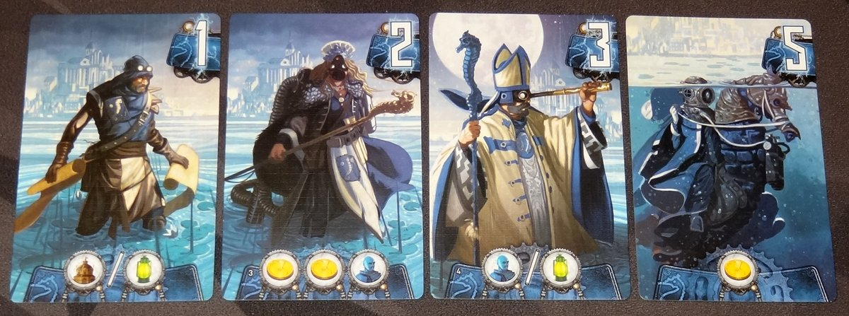 Catalyst blue faction cards