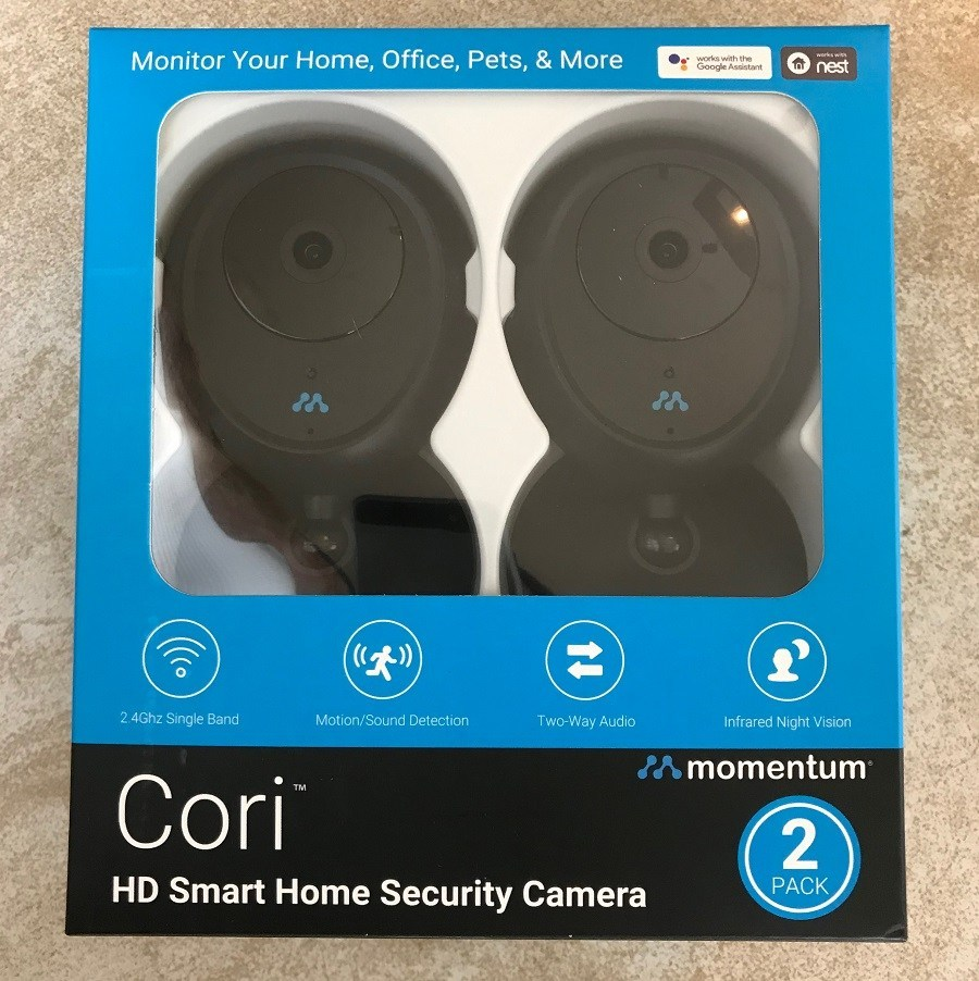 Cori Two Pack Cams