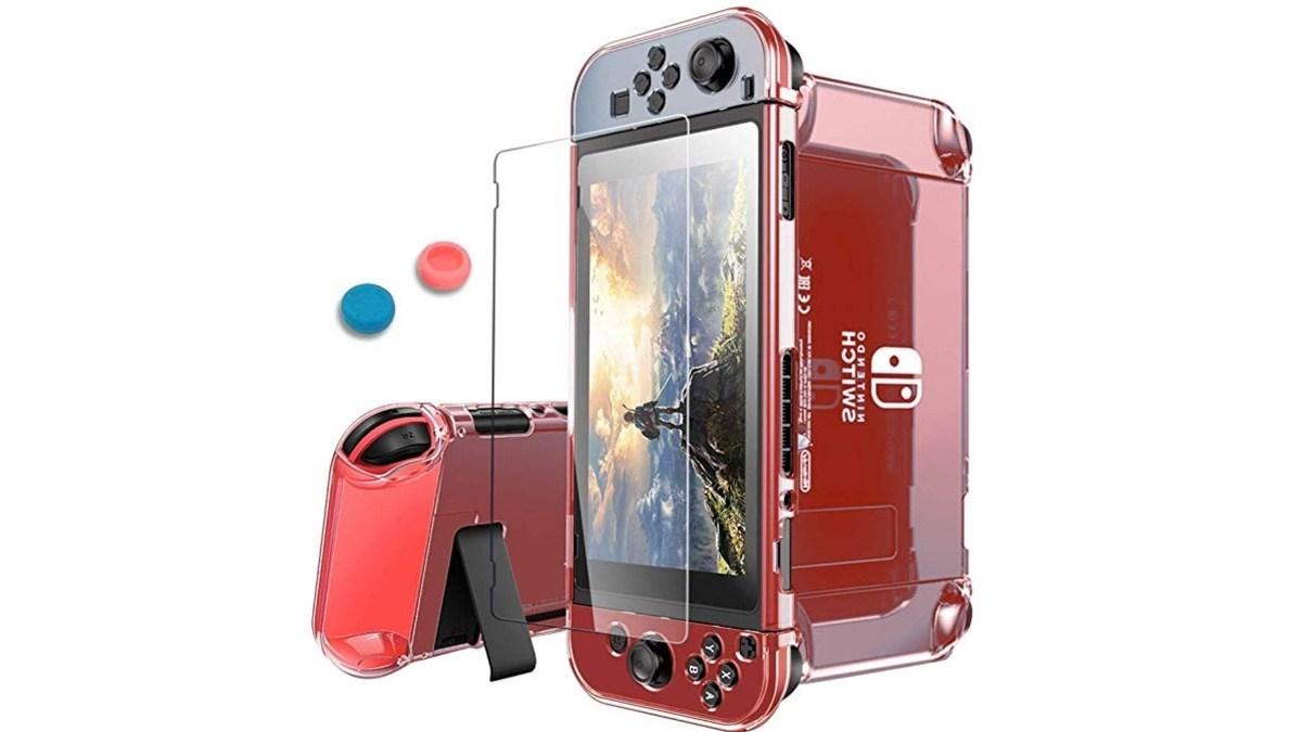 Geek Daily Deals 030219 nintendo switch case