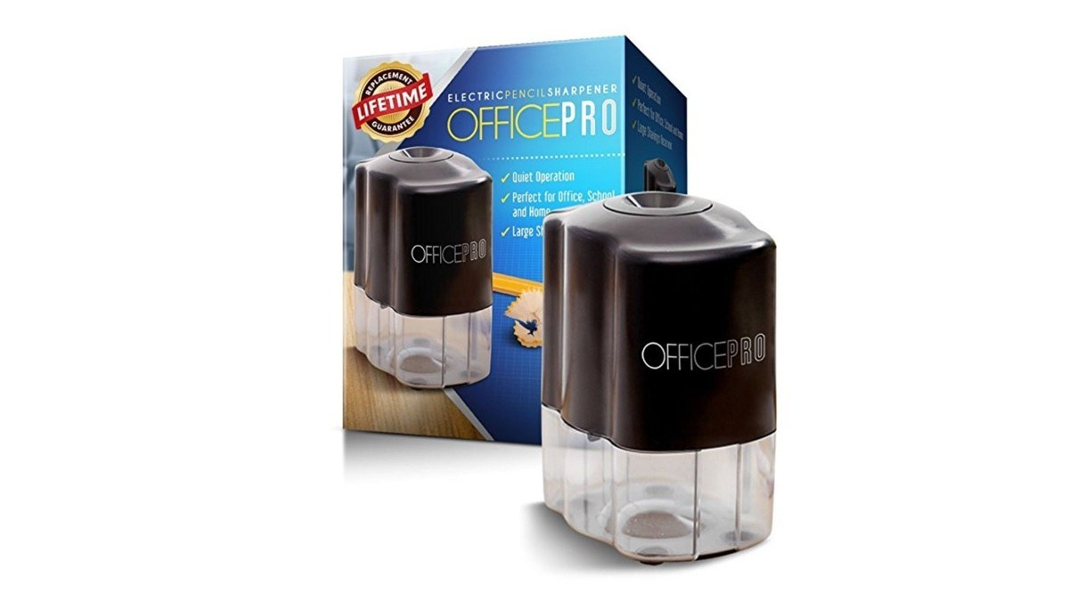 Geek Daily Deals 032419 electric pencil sharpener
