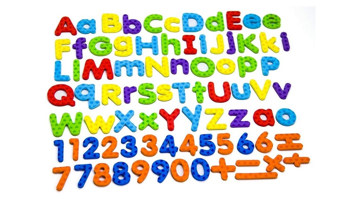 Geek Daily Deals 033019 magnetic letters
