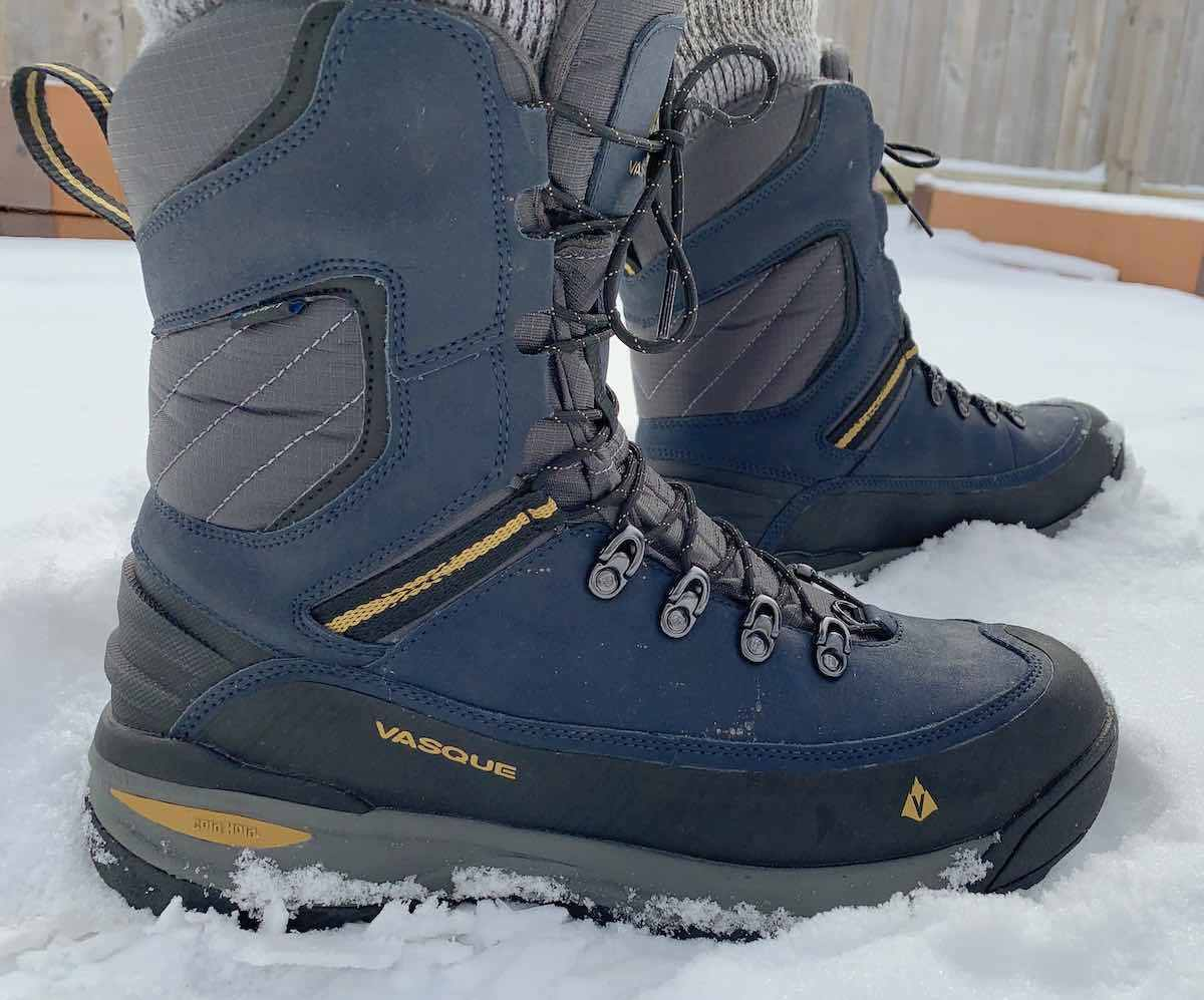 Vasque Snowburban II review