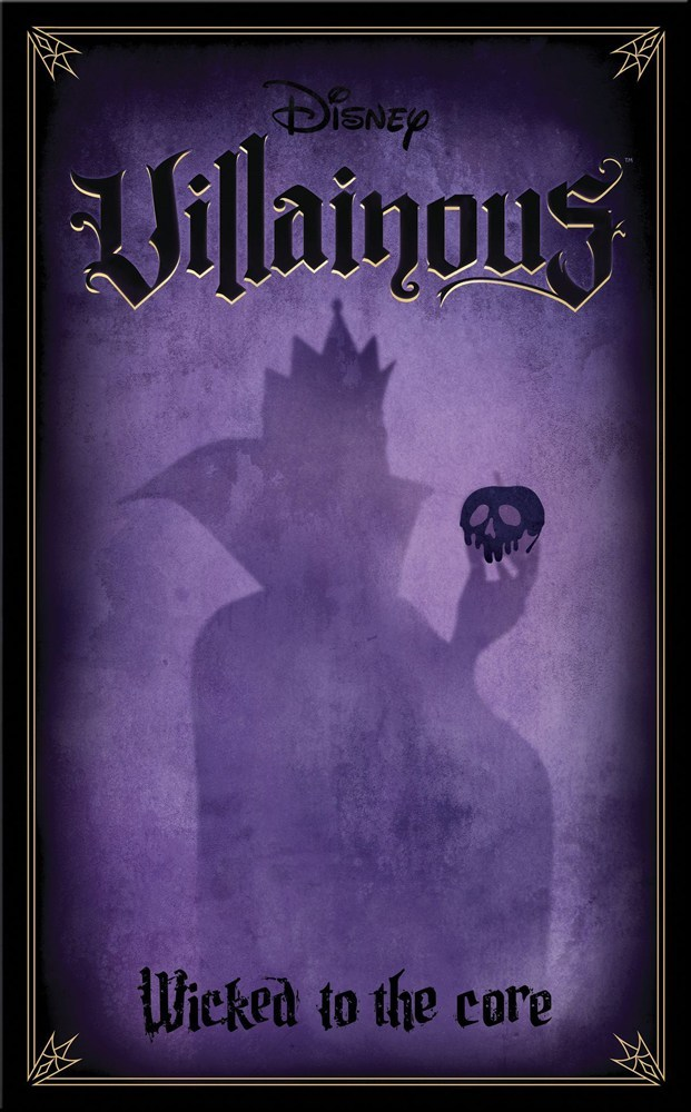 Villainous: Wicked to the Core cover