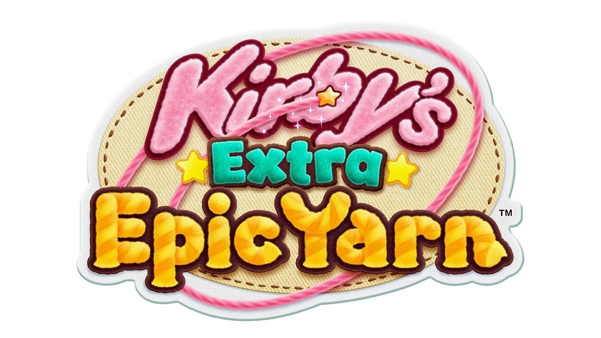 Kirby's Extra Epic Yarn logo, image: NOA