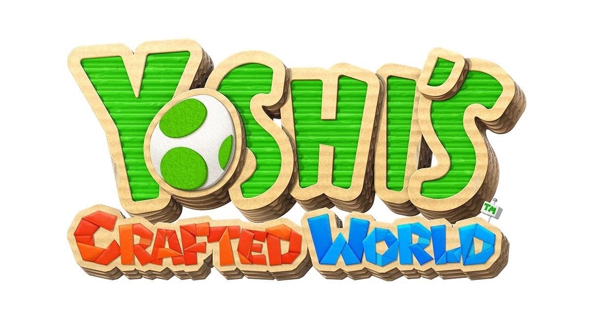 yoshis crafted world logo