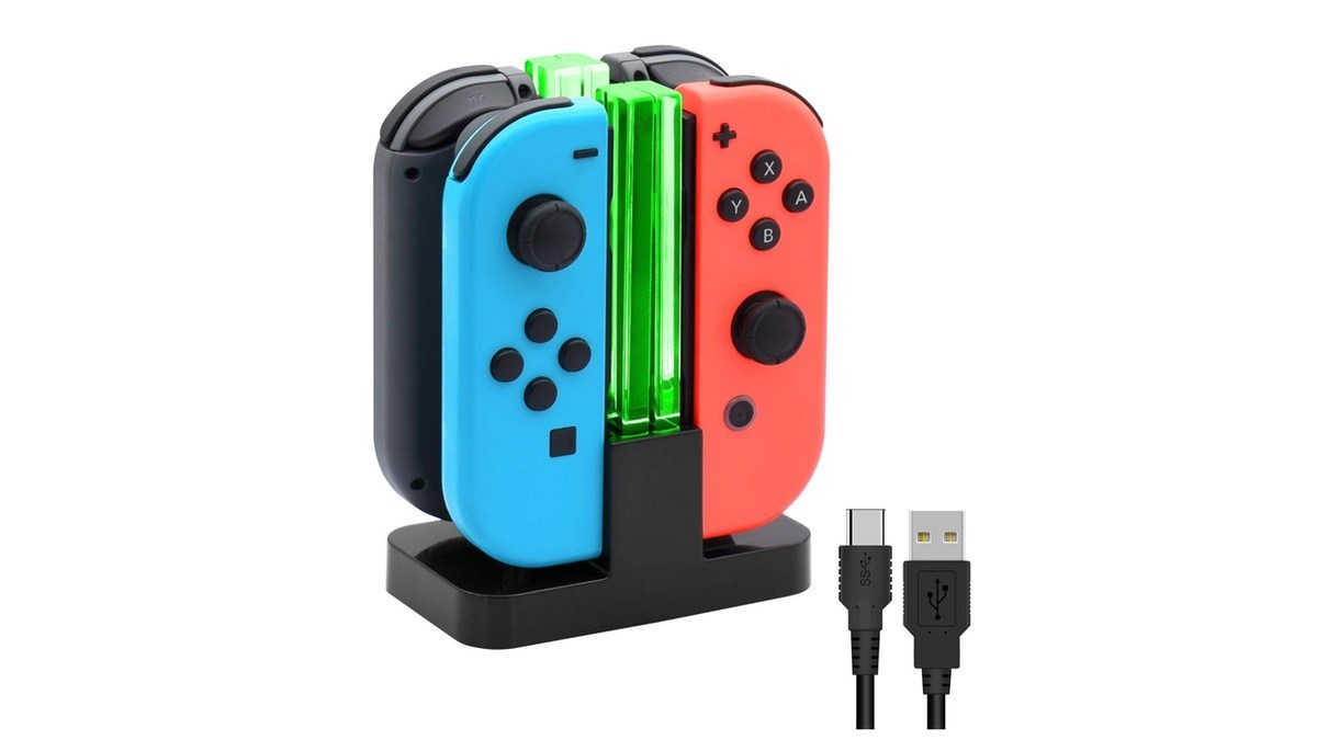 Geek Daily Deals 040519 nintendo switch charger