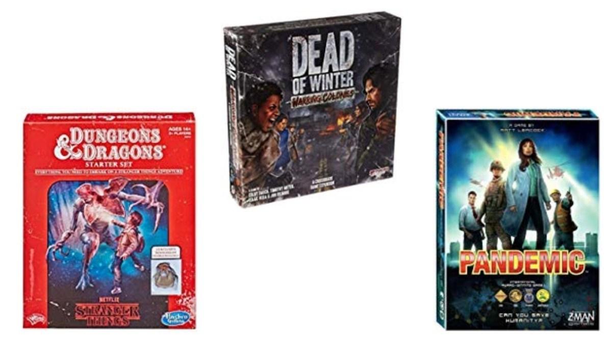 Geek Daily Deals 042419 tabletop game sale