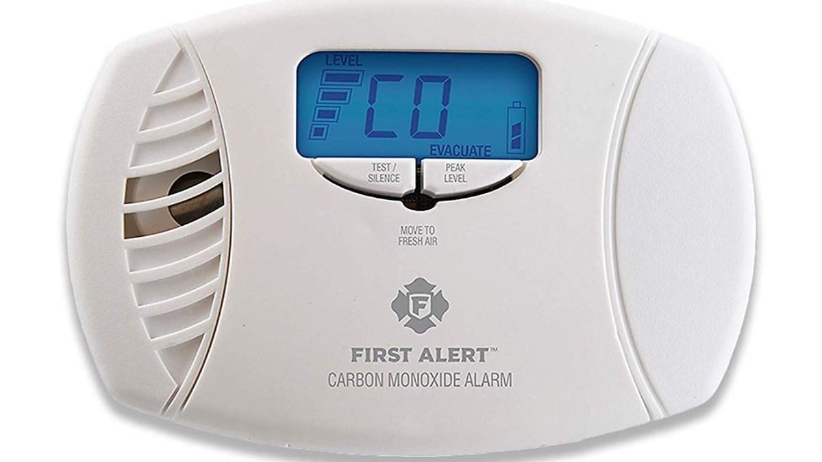 Geek Daily Deals 042619 carbon monoxide alarm