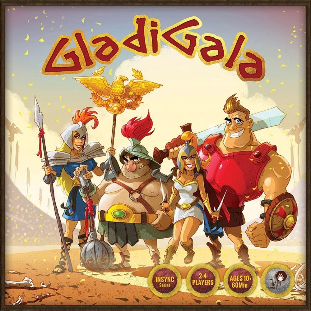 GladiGala cover