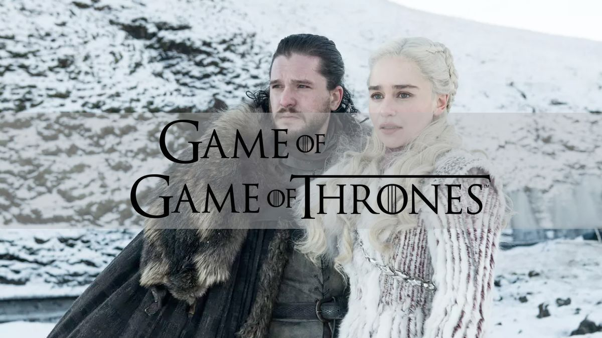 Game of Game of Thrones. Episode 1.