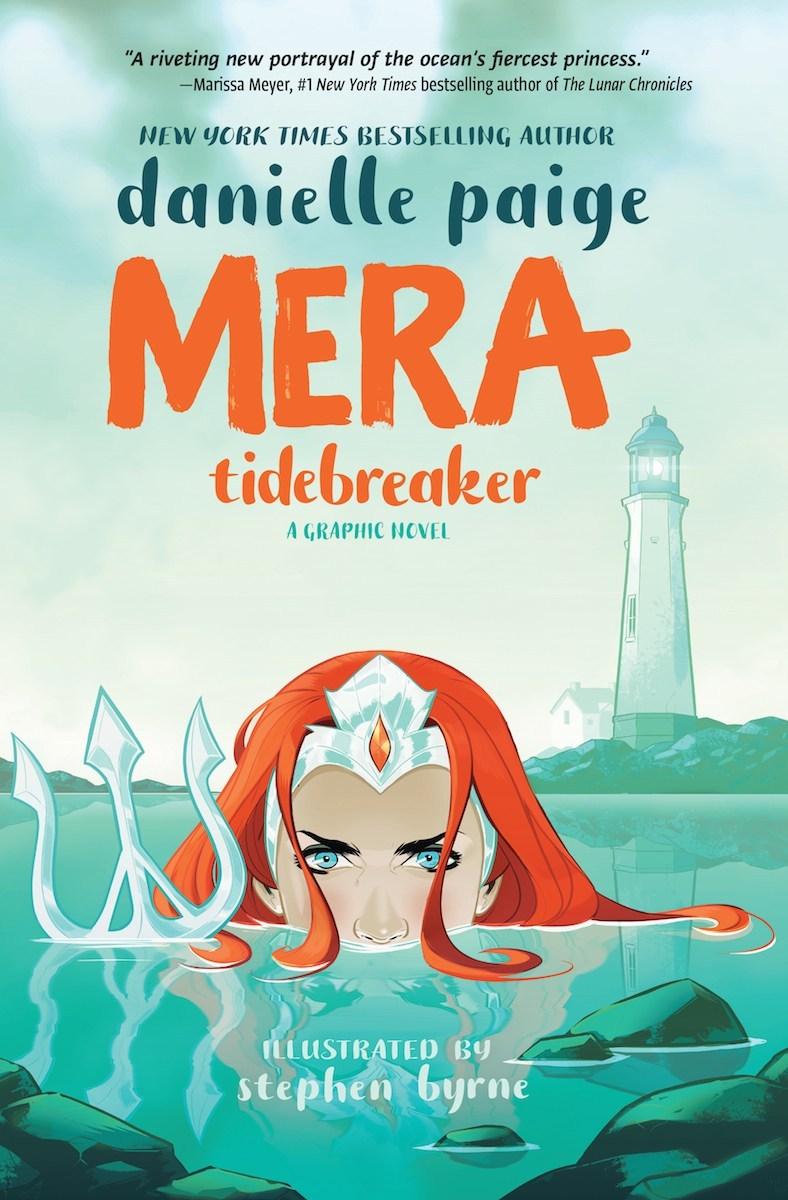 Mera: Tidebreaker DC Ink