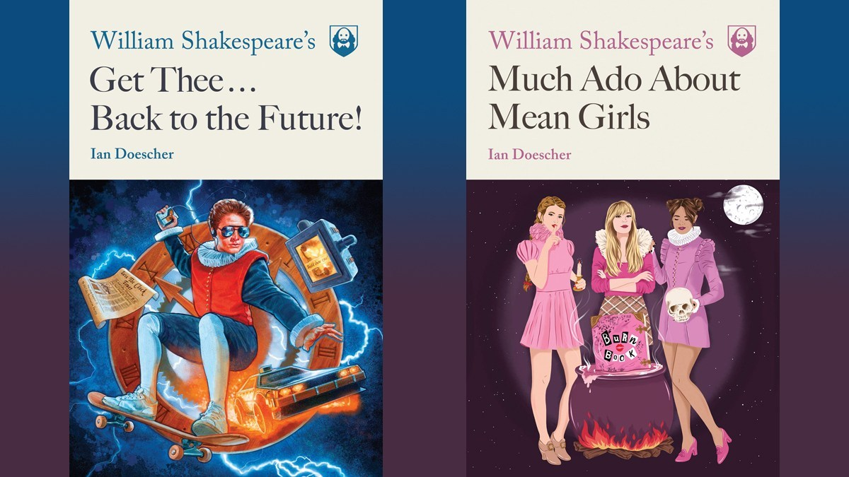 Stack Overflow: Ian Doescher's William Shakespeare