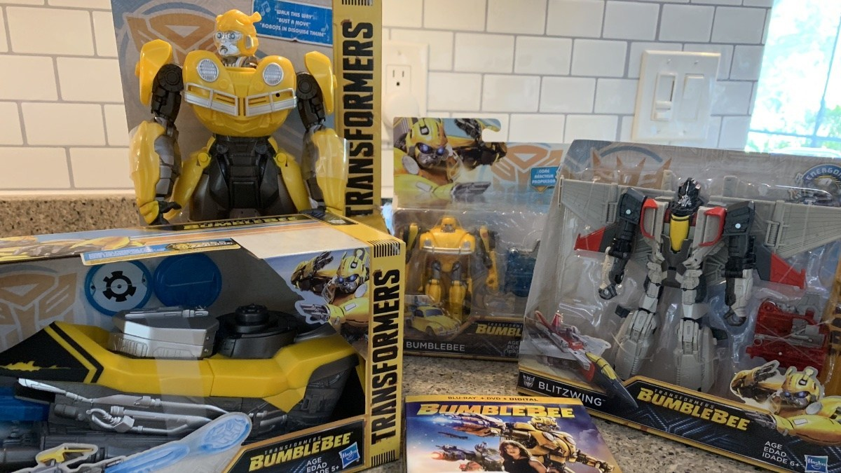 Transformers-Bumblebee-Toys