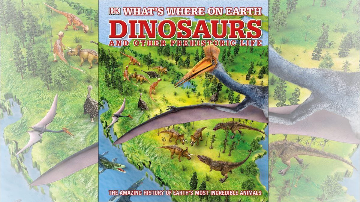 Where on Earth: Dinosaurs