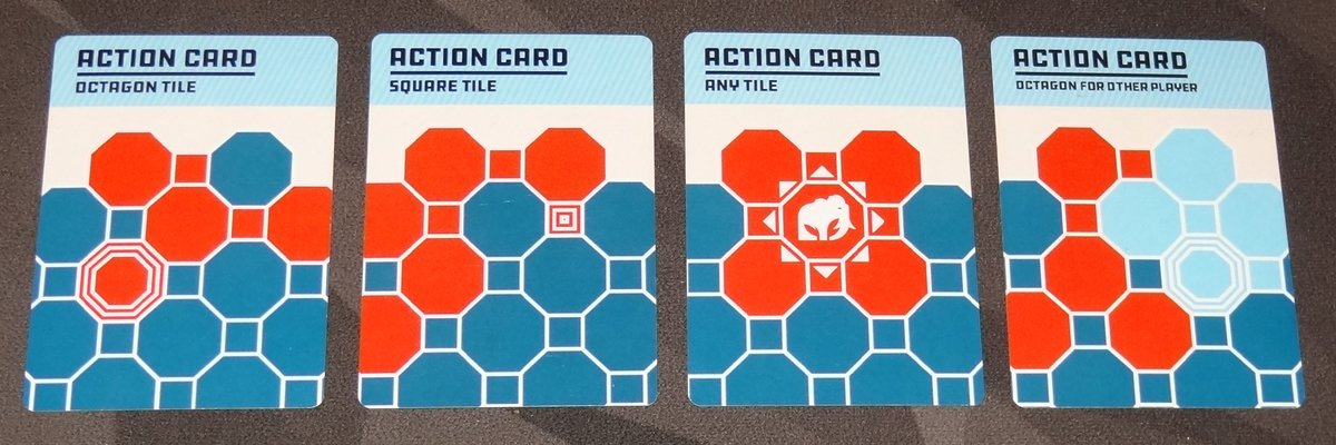 Mammoth action cards