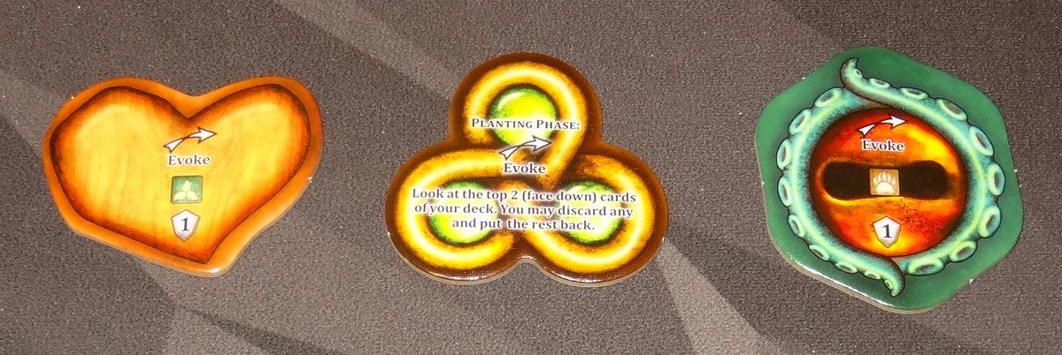 Mystic Vale: Harmony amulets