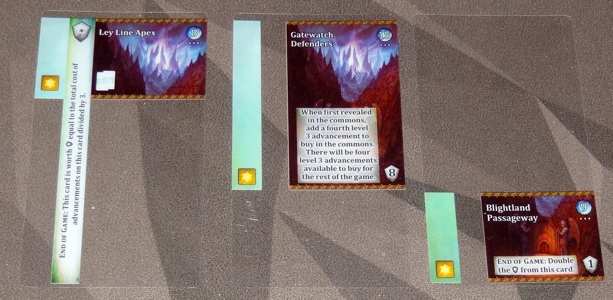 Mystic Vale: Harmony Gatewatch Defenders set